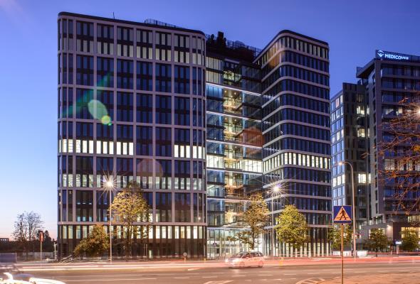 Z produktami CEMEX łatwiej o zieloną certyfikację budynku