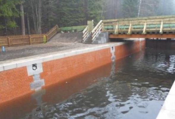Mostostal Warszawa wyremontował śluzę na Kanale Augustowskim