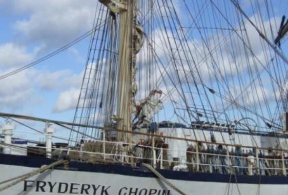 """""""Fryderyk Chopin"""" szuka nowego portu macierzystego"""