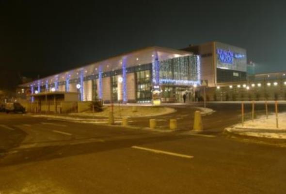 Rośnie liczba pasażerów w krakowskim i katowickim porcie lotniczym