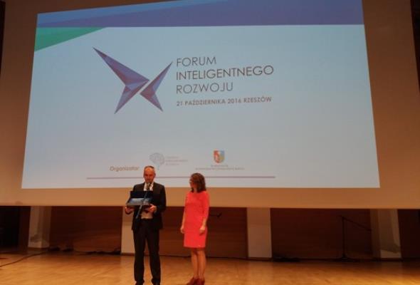 CEMEX laureatem Polskiej Nagrody Inteligentnego Rozwoju