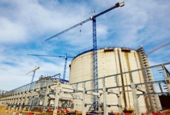 Przyśpiesza budowa  terminalu LNG w Świnoujściu