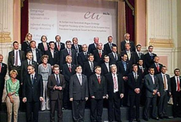 Spotkanie ministrów ds. energii