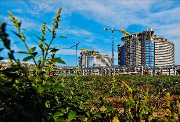 Terminal LNG: Katarski gaz przypłynie do gazoportu jeszcze w tym roku