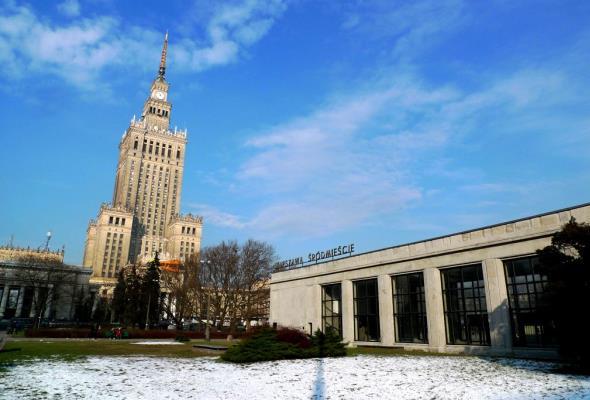 Jak zmieni się dworzec Warszawa Śródmieście?