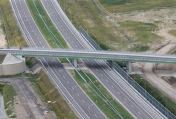 Droga S5 z Kaczkowa do Korzeńska otwarta