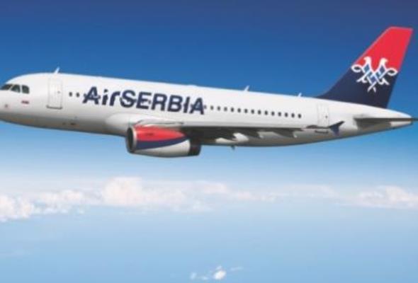 Air Serbia otwiera połączenie Belgrad Warszawa