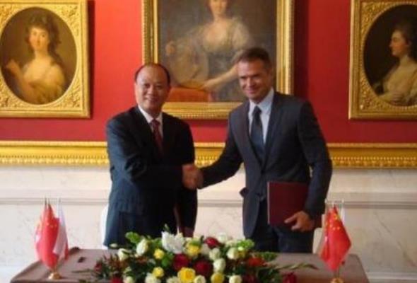 Polsko-chińska spółka żeglugowa podsumowuje działalność