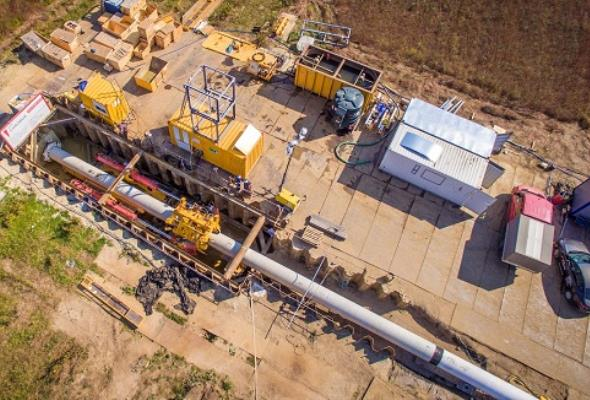 Gaz-System: Pierwszy w Polsce przewiert w technologii Direct Pipe