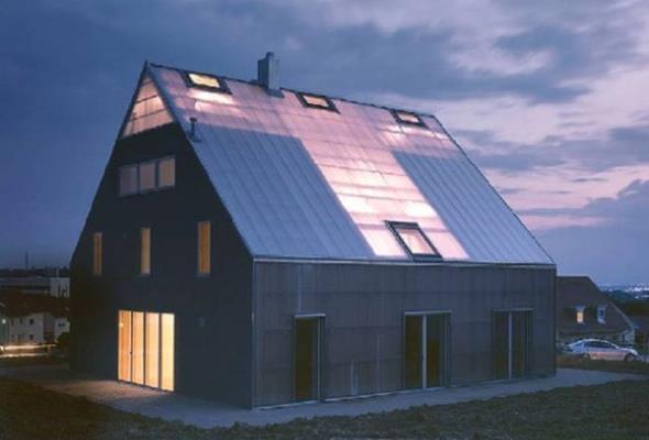 Małe budynki coraz częściej są energooszczędne