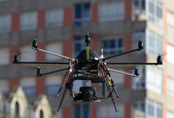 Czy Łódź zabezpieczy lotnisko przed dronami?
