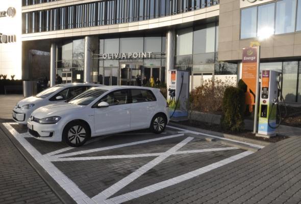 Trójmiasto: Energa uruchamia szósty terminal ładowania aut elektrycznych