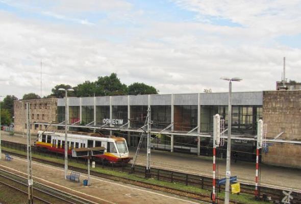 Przetarg na nowy dworzec w Oświęcimiu jeszcze w tym roku