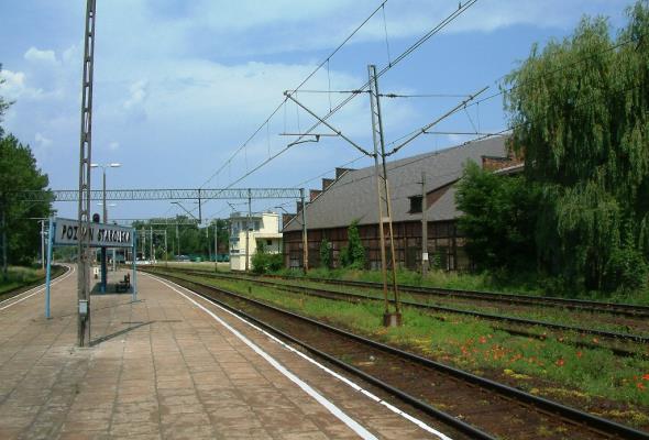 PKP przygotowują się do remontu dworca Poznań Starołęka
