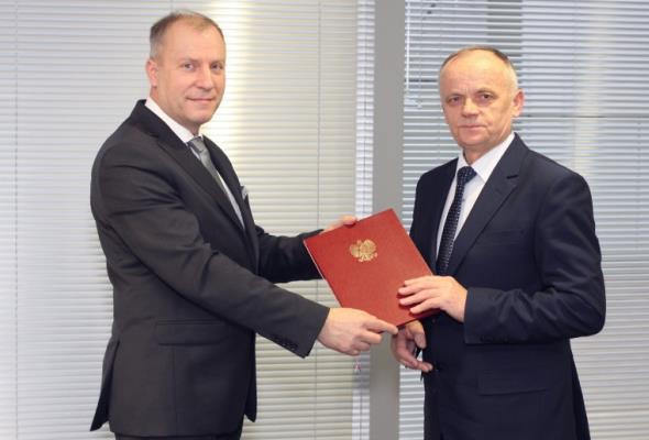 Warszawska GDDKiA ma nowego szefa