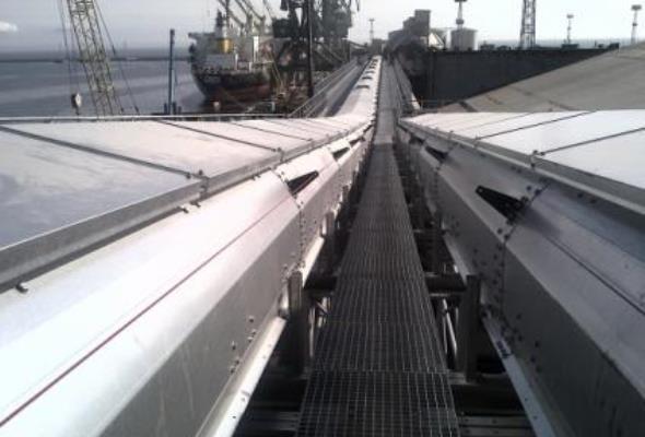 Buttimer Polska rozbudowuje infrastrukturę w Morskim Terminalu Masowym Gdynia