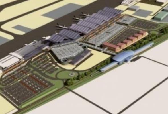 PKP PLK odstąpiły od umowy na projekt linii do lotniska w Pyrzowicach