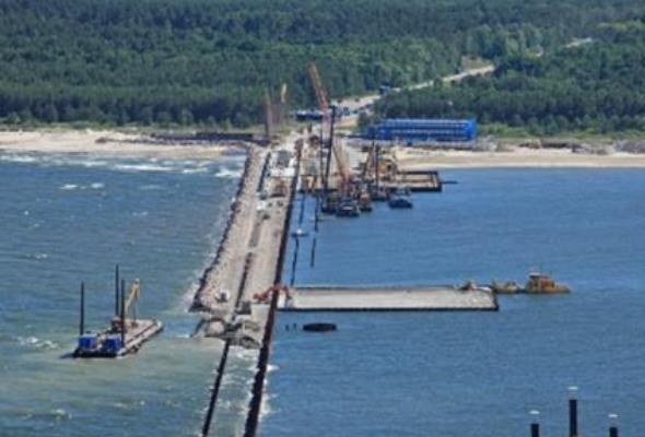 Terminal LNG zostanie uruchomiony później?