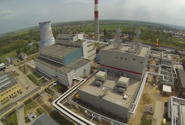 Elektrociepłownia Gorzów: Blok gazowo-parowy oddany do użytku