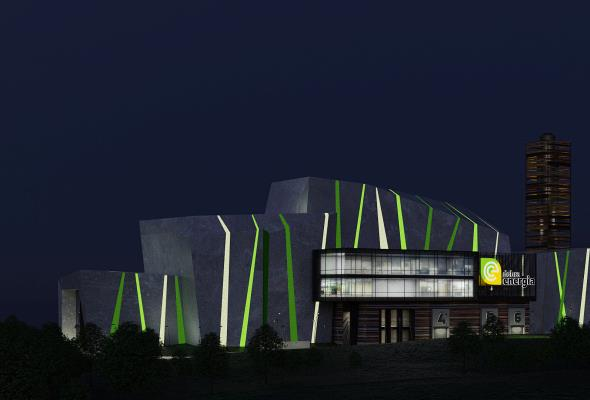 Tak będzie wyglądać elektrociepłownia w Olsztynie