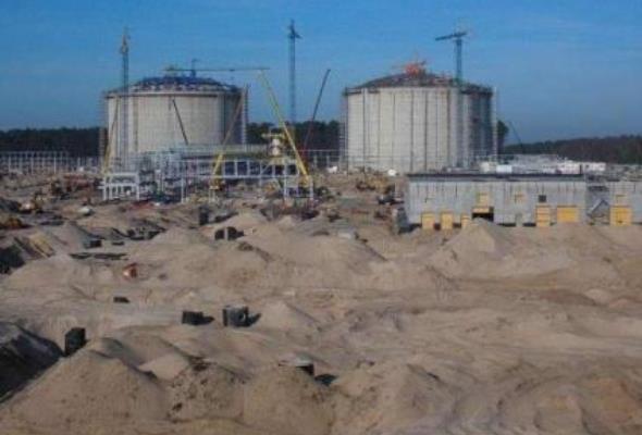Tauron będzie kupował gaz z terminalu LNG?