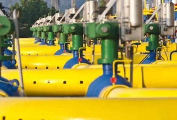 Gazowy korytarz północ-południe: Budowa ruszy w 2014 r.