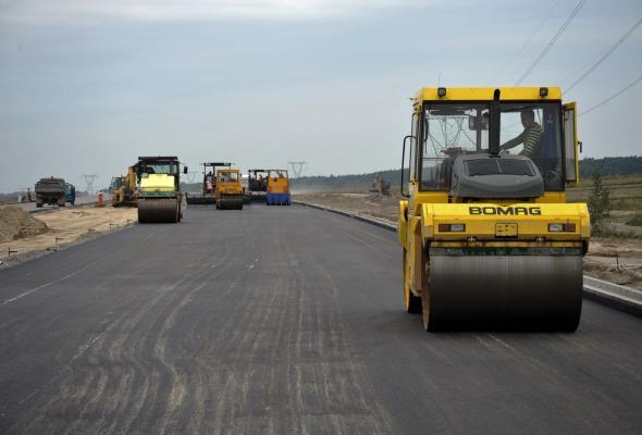 Śląskie: 10 ofert na budowę odcinka F autostrady A1