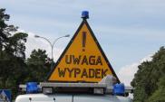 Kujawsko-pomorskie: Mniej wypadków na drogach krajowych