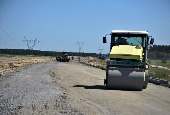 Rośnie udział polskich firm w przetargach na budowę dróg