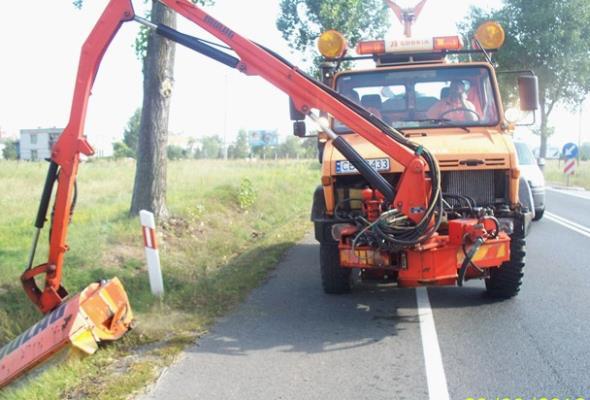 Kolejna umowa FBSerwis na utrzymanie dróg krajowych