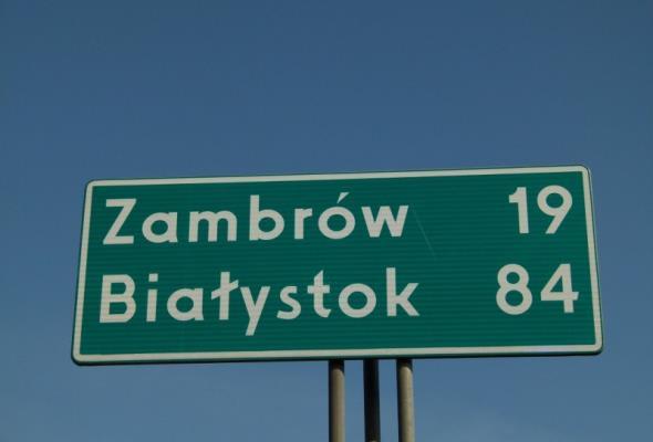 Kto zbuduje S8 z Zambrowa do granicy województwa?