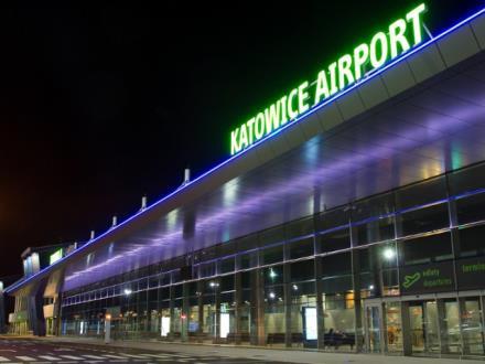Pozwolenie na użytkowanie nowej drogi w Katowice Airport