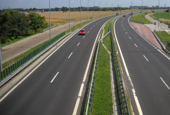 W poniedziałek rusza remont na dolnośląskiej A4