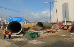 El. Opole: Listopadowe prace na budowie bloków
