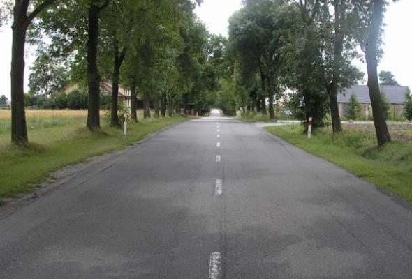 Przetarg na projekt drogi wojewódzkiej