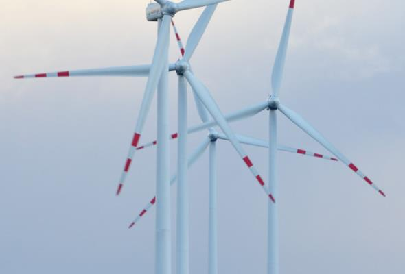 Zachodniopomorskie: Jest przetarg na nową farmę wiatrową Manowo-Bonin