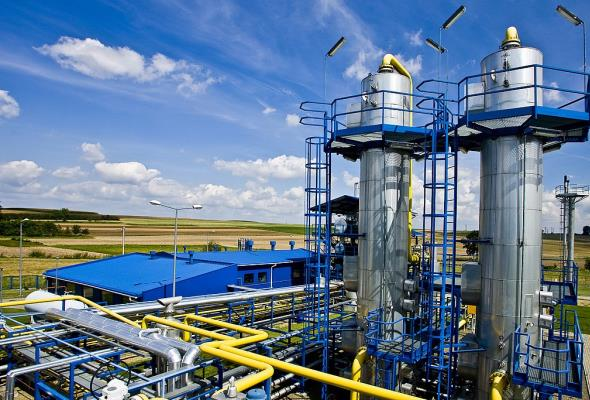 Tobiszowski: Brama Północna może posłużyć dostawom gazu na Ukrainę