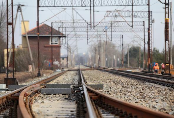 W maju koniec remontu 167 km torów na linii Inowrocław – Jabłonowo Pomorskie