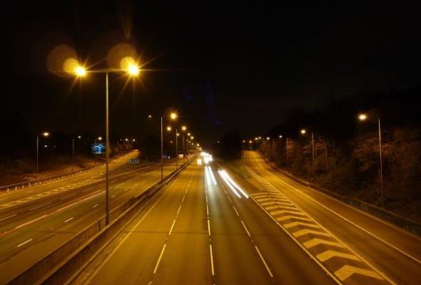 Gminy chcą zwrotu kosztów za oświetlenie dróg krajowych