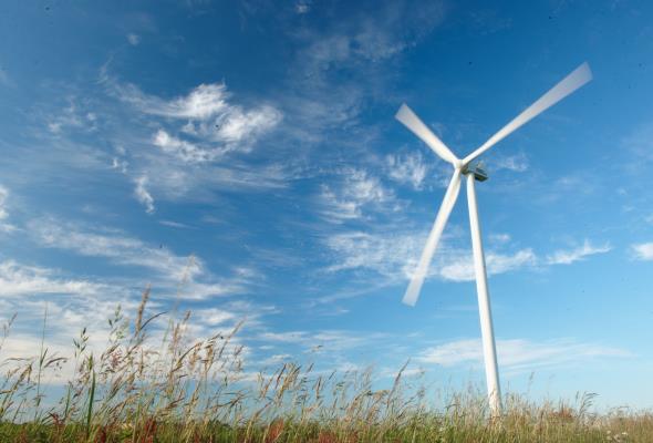 USA: Do 2030 roku 20% energii z wiatru?