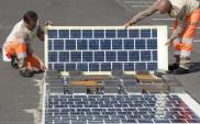 """Francja: drogi z """"pozytywną energią"""""""