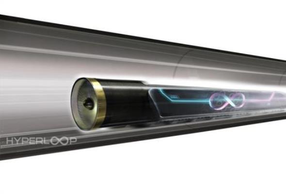 Kolej Iron Mana przyśpiesza. Czy szykują się testy Hyperloop?