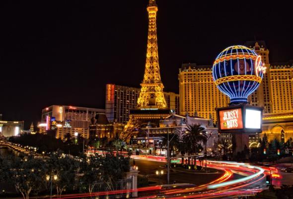 Energia w Las Vegas jest już w 100% zielona