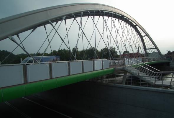 Żywiec: Nowy most na Sole otwarty