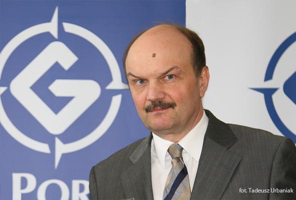 Port Gdynia: Janusz Jarosiński odwołany ze stanowiska prezesa