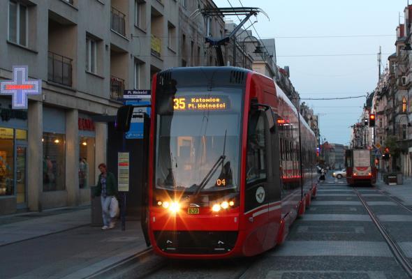 Tramwaje Śląskie kontynuują modernizacje torowisk