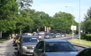 Dojazd do Wrocławia sparaliżowany przez korki. Rozwiązanie to tramwaj i kolej podmiejska