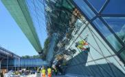 Balice: Terminal lotniska na ukończeniu