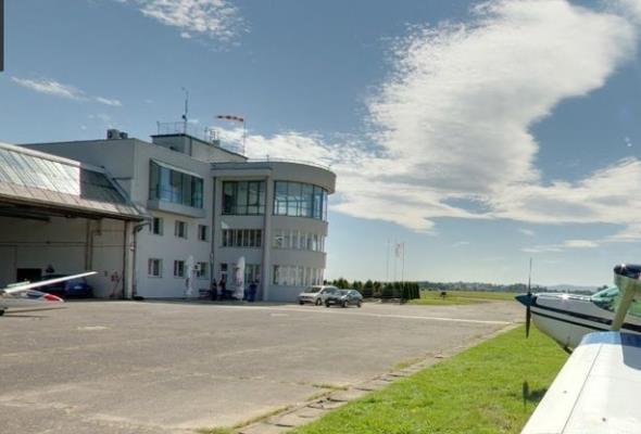 Krośnieńskie lotnisko czeka na dopuszczenie infrastruktury przez ULC