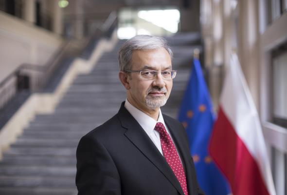 Kwieciński: Wynik gry o budżet i politykę spójności poznamy po ostatnim gwizdku